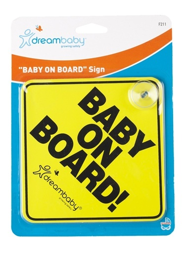 Baby On Board-Dream Baby